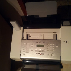 Multifunctional Lexmark cu fax - Multifunctionala Lexmark, USB