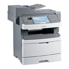 Mutifunctionale laser Lexmark x464de, gama profesionala, cartus 15000pagini - Imprimanta laser color