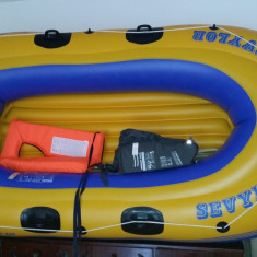 Barca pneumatica Savylor K85 - Barca fara motor