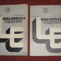 Limba engleza pentru intreprinzatori si oameni de afaceri - Fulvia Turcu (2 vol) - Curs Limba Engleza