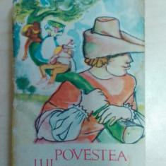 Povestea lui Catpaispe/ ilustratii de Octav Grigorescu/ Traista cu povesti - Carte de povesti
