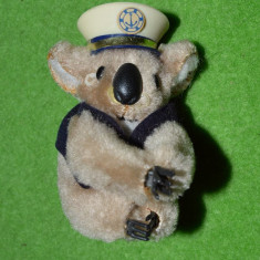 Jucarie plus koala marinar, clema, 8 cm - Jucarii plus