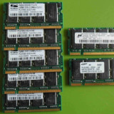 Memorie laptop SODIMM DDR1 256MB PC2700 333MHz