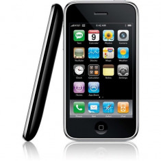 iPhone 3G Apple 8GB Black Neverlocked Nou, Negru, Neblocat