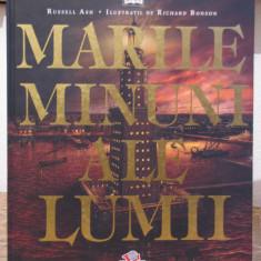 MARILE MINUNI ALE LUMII-RUSSELL ASH - Enciclopedie, Litera