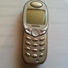 Siemens S45i - 59 lei - Telefon mobil Siemens, Argintiu, Nu se aplica, Neblocat, Fara procesor