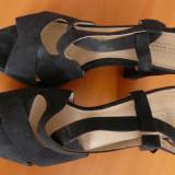 Sandale de dama, piele, marimea 41
