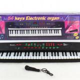 Orga electronica copii 54 clape - Instrumente muzicale copii