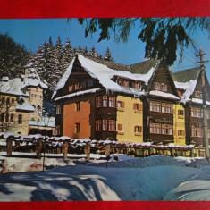Vedere/Carte postala - Predeal - Carte Postala Banat dupa 1918, Necirculata