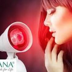 Lampa cu inflarosu IR H Medisana - alina durerile +