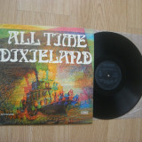 Unknown Artist – All Time Dixieland (vinil jazz, licenta Delta Musik- RFG), electrecord
