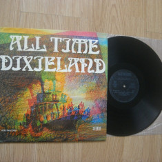 Unknown Artist ‎– All Time Dixieland (vinil jazz, licenta Delta Musik- RFG) - Muzica Jazz electrecord