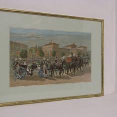 CARUL ALEGORIC-CAROL POPP DE SZATHMARY - Pictor roman