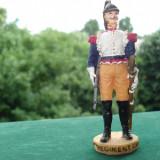 2405.Figurina din rasina - Cuirassier a cheval 9eme Regiment 10 cm