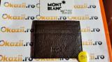 Port carduri de credit MontBlanc cod 932, Maro, Port card