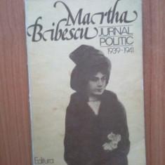 N2 Jurnal politic - Martha Bibescu 1939-1941