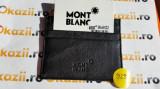 Port carduri de credit MontBlanc cod 929, Negru, Port card