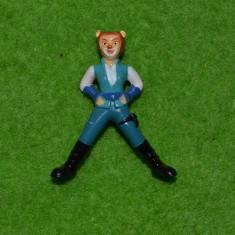Jucarie figurina pisica-femeie personaj desene animate, 4cm - Figurina Desene animate
