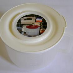 Bol plastic pentru amestecat cu mixer - Mixere