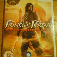 JOC WII PRINCE OF PERSIA THE FORGOTTEN SANDS ORIGINAL PAL / by DARK WADDER - Jocuri WII Ubisoft, Actiune, 12+, Multiplayer