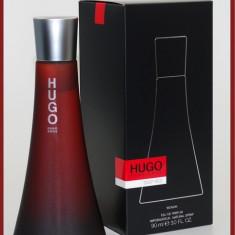 Hugo Boss Deep Red MADE IN UK - Parfum femeie Hugo Boss, Apa de parfum, 90 ml