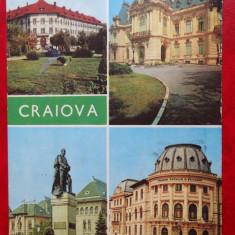 Vedere/Carte postala - Craiova - Carte Postala Banat dupa 1918, Necirculata