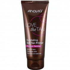 PRIMER AUTOBRONZANT EXFOLIANT ANOVIA LOVE THE TAN EXFOLIATING SELF PRIMER 100 ML - Crema autobronzanta