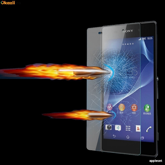 Geam SONY XPERIA Z1 Mini Compact Tempered Glass