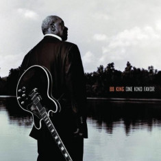 B.B. King One Kind Favour (cd)