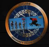2001 noua zeelanda bloc 125 conditie perfecta