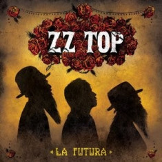 ZZ TOP La Futura digipack (cd)