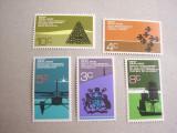 Noua  Zeelanda  1972   aniversare  MI 579-583  MNH