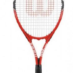 RACHETA WILSON ADULTI NOUA - lichidare stoc - Racheta tenis de camp Wilson, SemiPro, Carbon/Bazalt