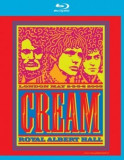 CREAM LIVE ROYAL ALBERT HALL REUNION TOUR 2005 (bluray)