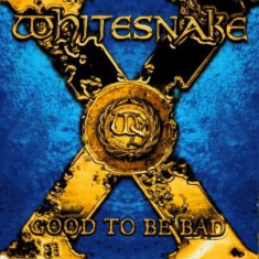 WHITESNAKE Good To Be Bad Limited Ed. (cd+dvd) - Muzica Rock