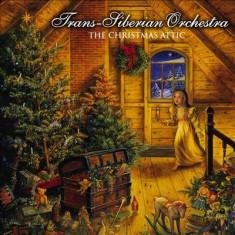 TRANSSIBERIAN ORCHESTRA CHRISTMAS ATTIC (cd) - Muzica Sarbatori