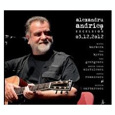 ALEXANDRU ANDRIES EXCELSIOR (CD) - Muzica Folk