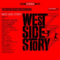 BERNSTEIN LEONARD WEST SIDE STORY(Original Soundtrack) (CD) - Muzica soundtrack