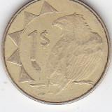 1 dolar Namibia 2010, Africa