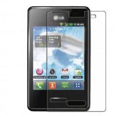 Folie LG Optimus L3 II E430 E425 Transparenta - Folie de protectie LG, Lucioasa