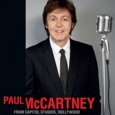 PAUL McCARTNEY Live Kisses digipak (bluray) - Muzica Rock & Roll