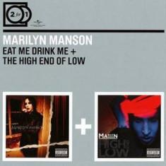 MARILYN MANSON Eat Me, Drink MeThe High End Of Low (2cd) - Muzica Rock