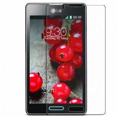 Folie LG Optimus L7 II P710 P714 Transparenta - Folie de protectie LG, Lucioasa