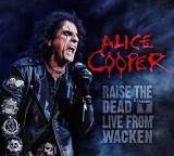 ALICE COOPER Raise The Dead Live From Wacken (2cd+dvd)