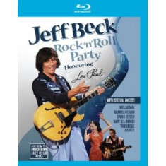 JEFF BECK RockNRoll Party (bluray) - Muzica Rock & Roll