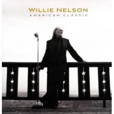 WILLIE NELSON AMERICAN CLASSIC (Vinyl) - Muzica Country