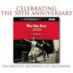 VARIOUS ARTISTS WEST SIDE STORY (ORIGINAL BROADWAY CAST) (CD) - Muzica soundtrack