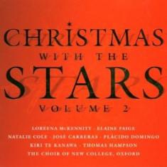 VARIOUS COMPOSERS CHRISTMAS WITH STARS II (CD) - Muzica Sarbatori