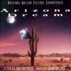 GORAN BREGOVIC ARIZONA DREAM SOUNDTRACK (CD) - Muzica soundtrack