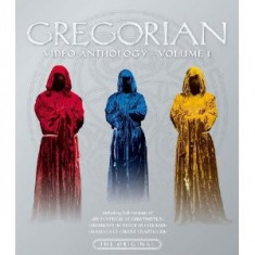 GREGORIAN Video Anthology Vol. 1 (blu ray)